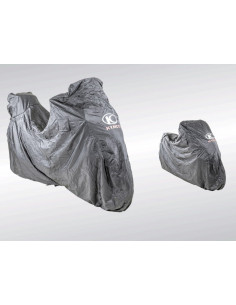HOUSSE SCOOTER GRAND MODELE KYMCO POLYESTER IMPERMEABLE
