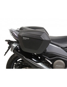 SUPPORT VALISES LATERALES SHAD 3P SYSTEM. KYMCO AK 550