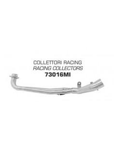 Collecteur racing pour silencieux Race-Tech pour Kymco AK 550