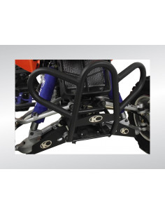 BUMPER AVANT BLACK MAXXER 250/300