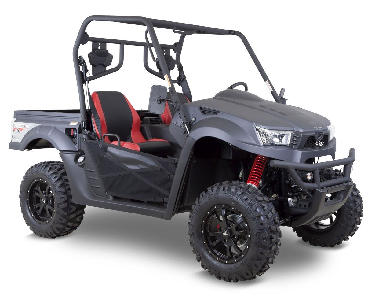 quad kymco 700 direction assistee