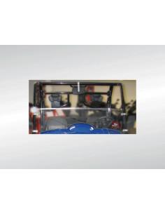 PARE BRISE (DEMI) UXV 500 (AVEC SET DE FIXATION)