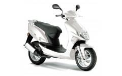 Accessoires et équipements d'origine pour scooter Kymco Vitality