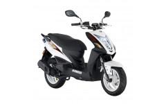 Accessoires et équipements d'origine pour scooter Kymco Agility RS et Renouvo