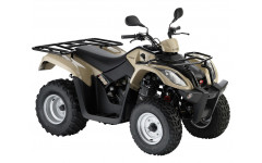 Gamme de quads randonneur utilitaire/sportif Kymco MXU-MAXXER 150 - 250 cm3