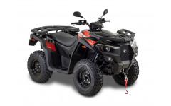 Accessoire et équipement pour quad Kymco MXU 700 T3b à partir de 2019