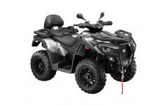 Accessoire et équipement pour quad Kymco MXU 700 EX EPS T3b à partir d