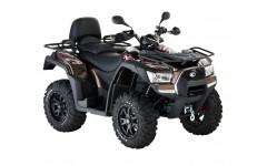Accessoire et équipement pour quad Kymco MXU 550
