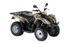 Accessoire et équipement pour quad Kymco MXU 150