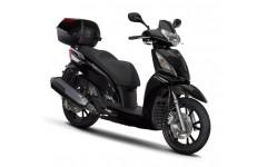 Accessoires et équipements d'origine pour scooter Kymco PEOPLE GT 125i